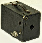 Old Box Browni Camera